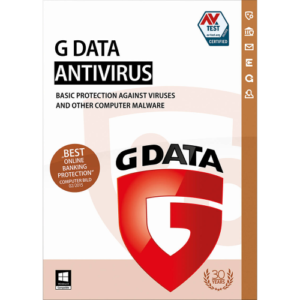 G Data AntiVirus - 1-Year / 1-PC - Global