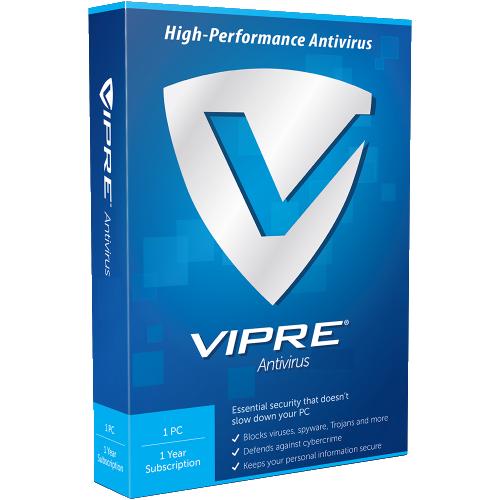 VIPRE Antivirus - 1-Year / 1-PC - Global
