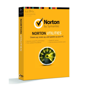 Norton Utilities - Lifetime License / 3-PC