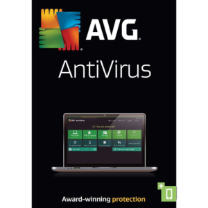 AVG AntiVirus - 1-Year / 3-PC
