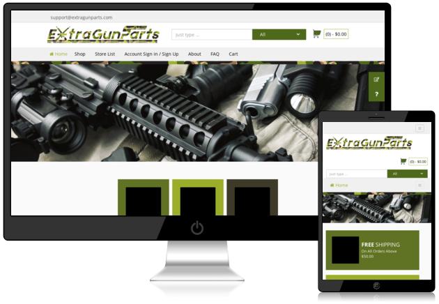 Extra Gun Parts (Under Construction)